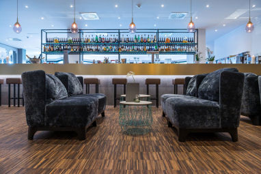 Fleming´s Express Hotel Wuppertal: Bar/Lounge